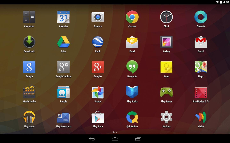 Android 44 KitKat