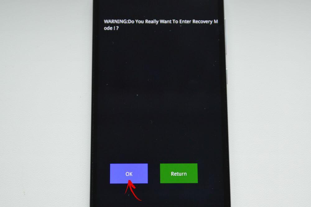 Android как сделать all reset