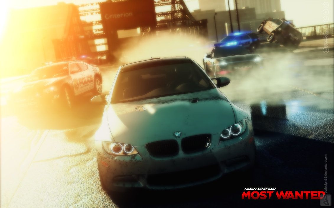 Need For Speed: Most Wanted - Ipad, Iphone, Android!