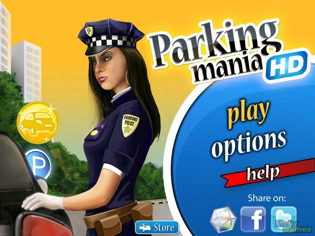Parking Mania 1.9.4:скачать бесплатно для iOS