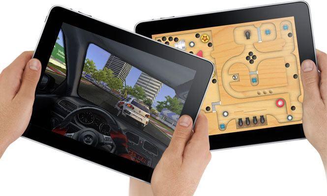 iPad-2-games