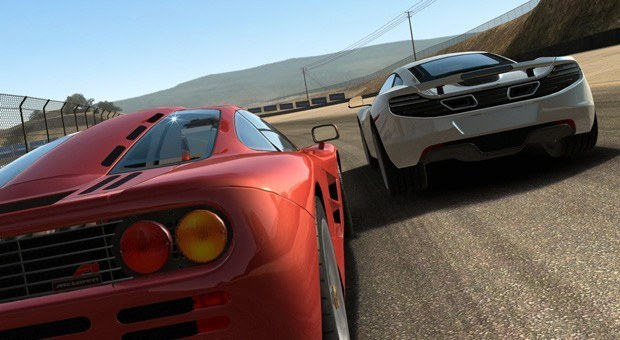 Real Racing 3: Погоняем?