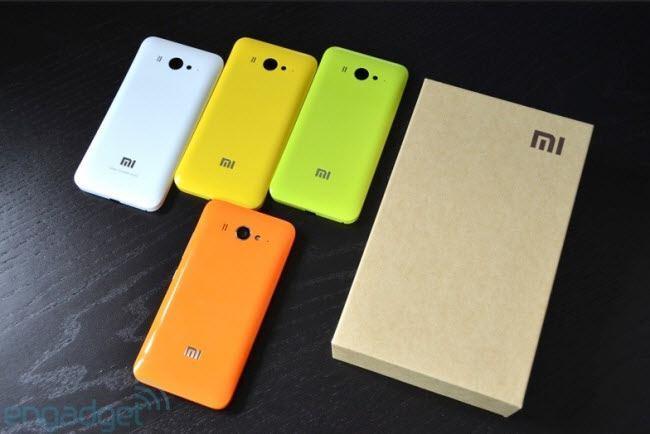 Xiaomi Mi2s и Mi2a - доступные и мощные смартфоны