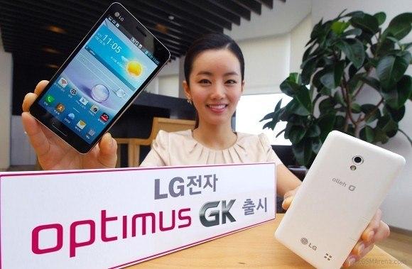 LG Optimus GK
