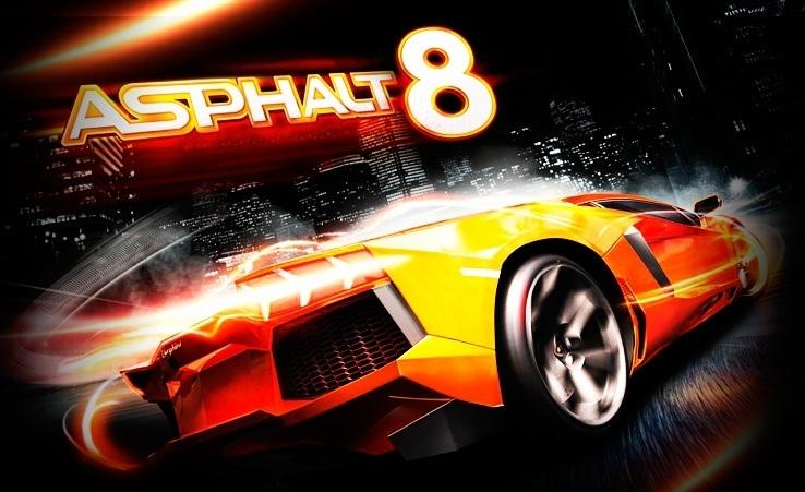 Gameloft представила Asphalt 8: Airborne