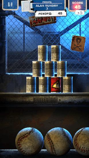 Обзор игры Can Knockdown 3 для Android и iOS