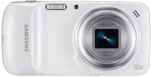 Galaxy S4 Zoom с 16-Мп камерой и 10-кратным оптическим зумом
