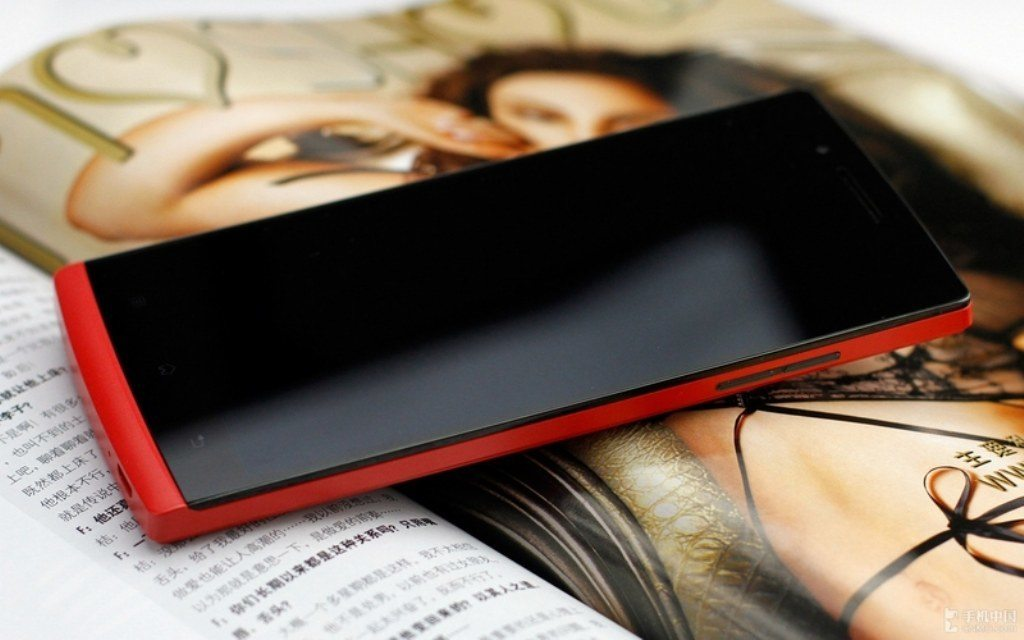Oppo Find 5 Red