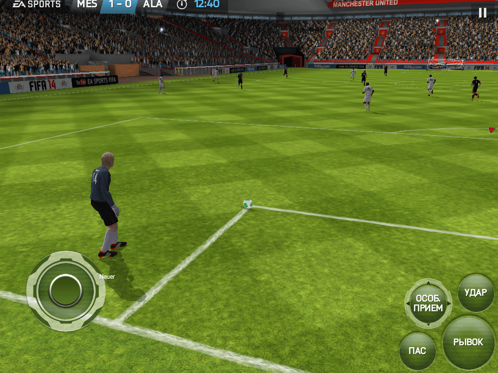 fifa 14 android ios