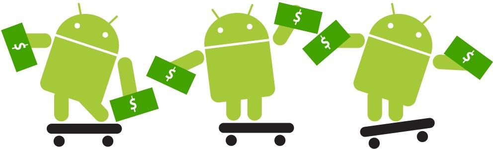 Как заработать имея смартфон приложение advertapp