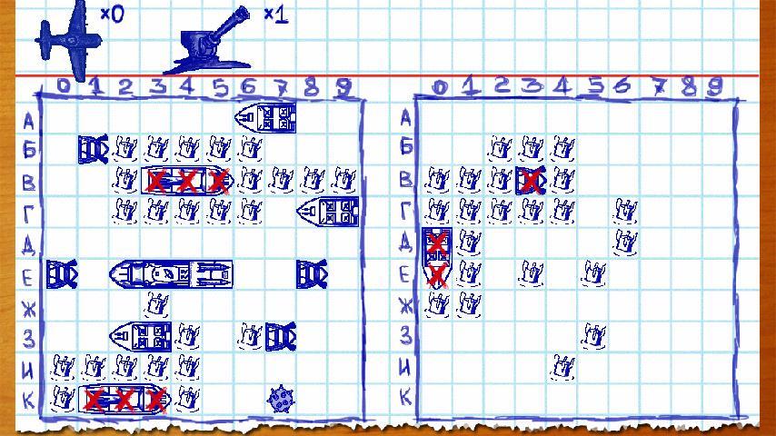 скачать игру на телефон морской бой на 2 - фото 2