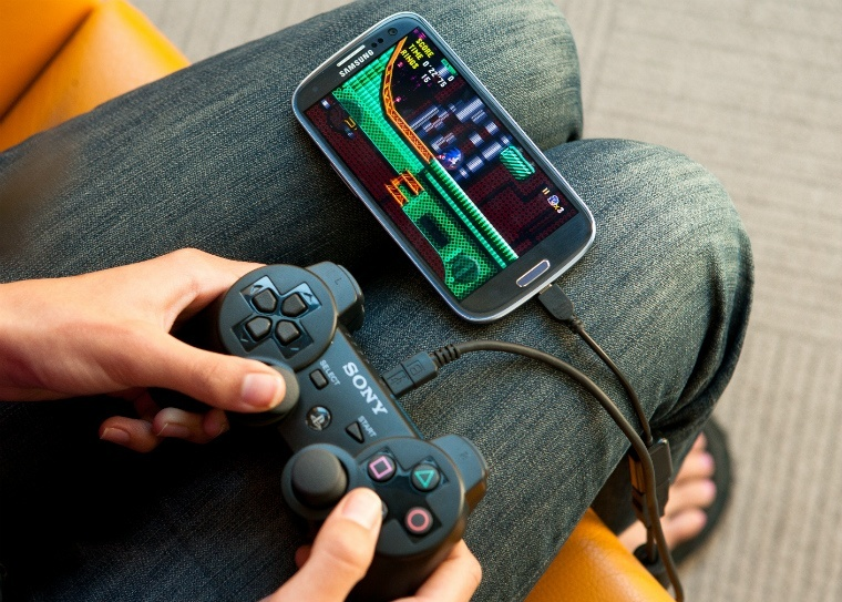 usb android gamepad