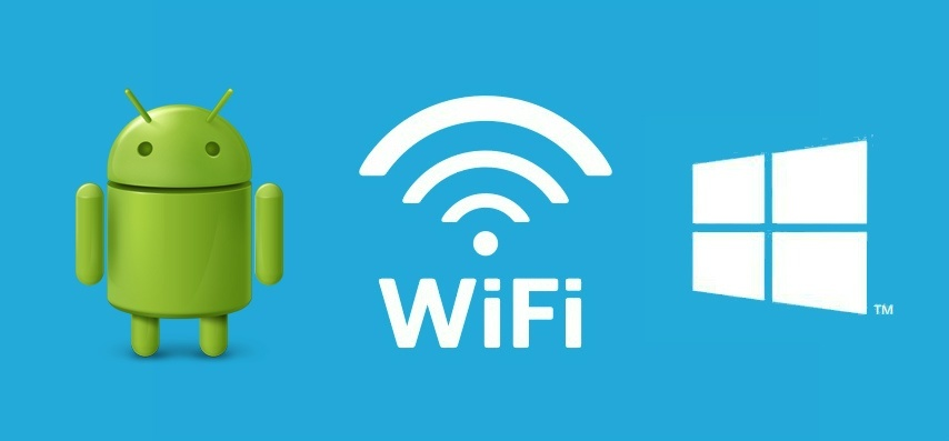 android wifi windows