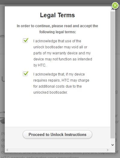 bootloader unlock