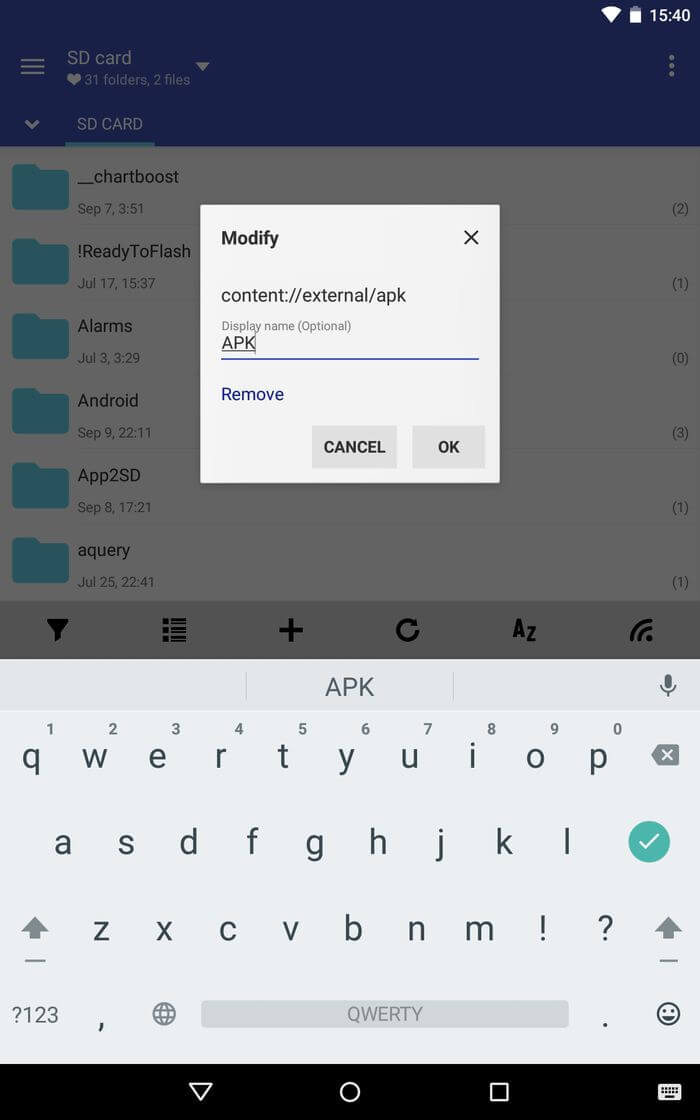 mixplorer android