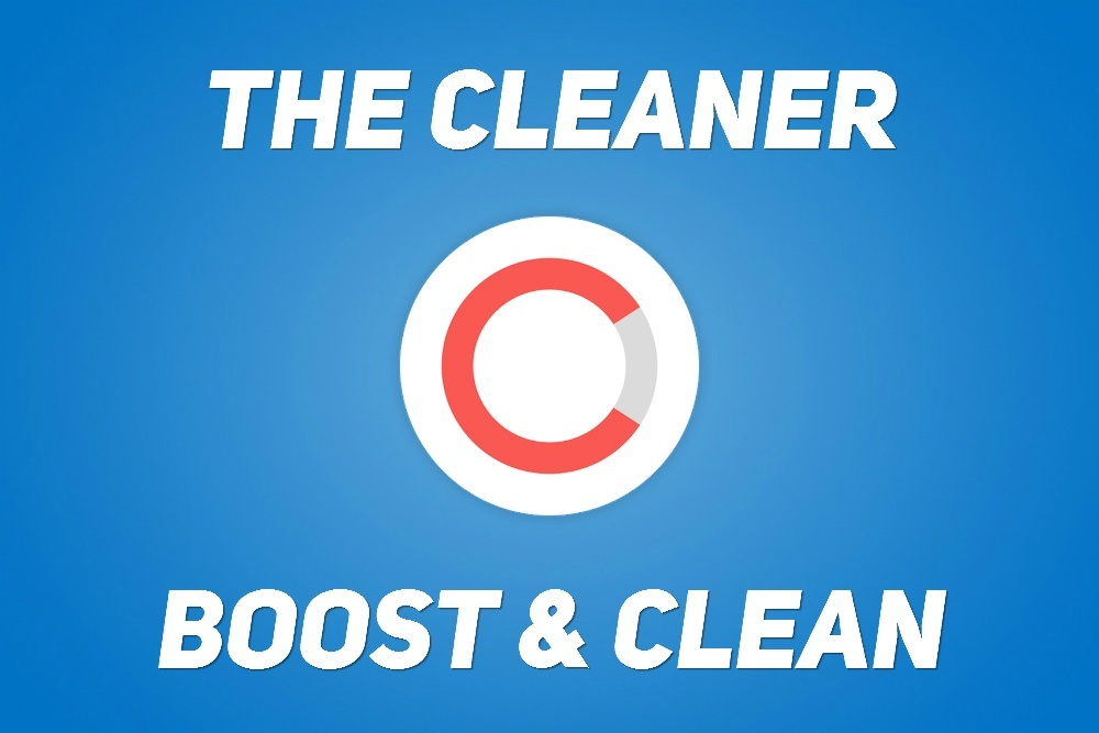 the cleaner logo