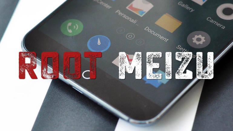 Root права на Meizu: как получить