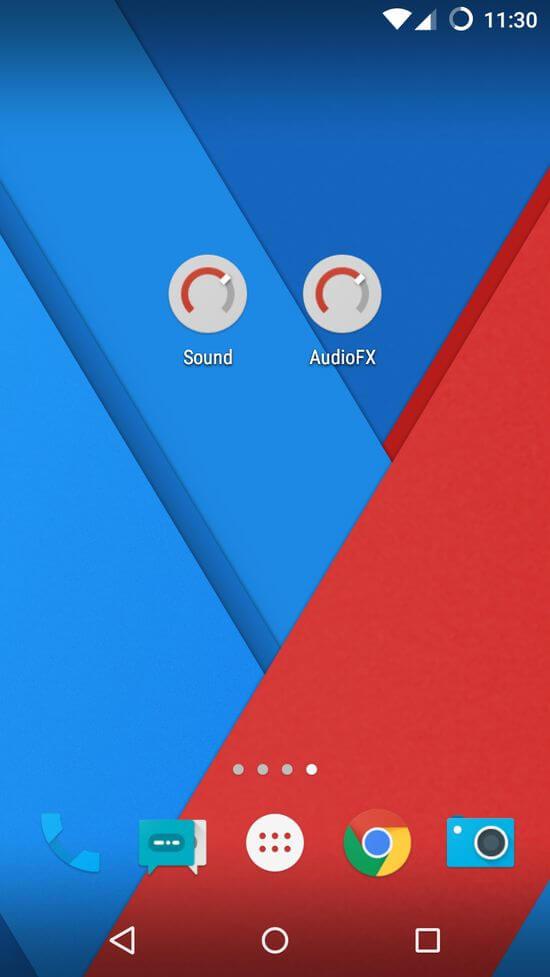 поменять название приложения андроид