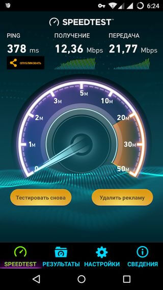 VyprVPN speedtest