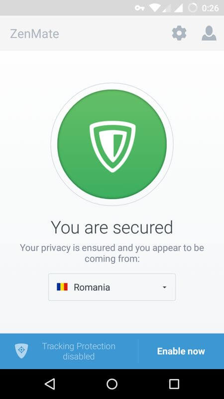 zenmate vpn android