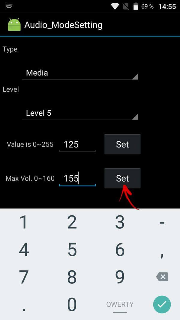увеличить громкость на android для смартфонов на чипе mtk