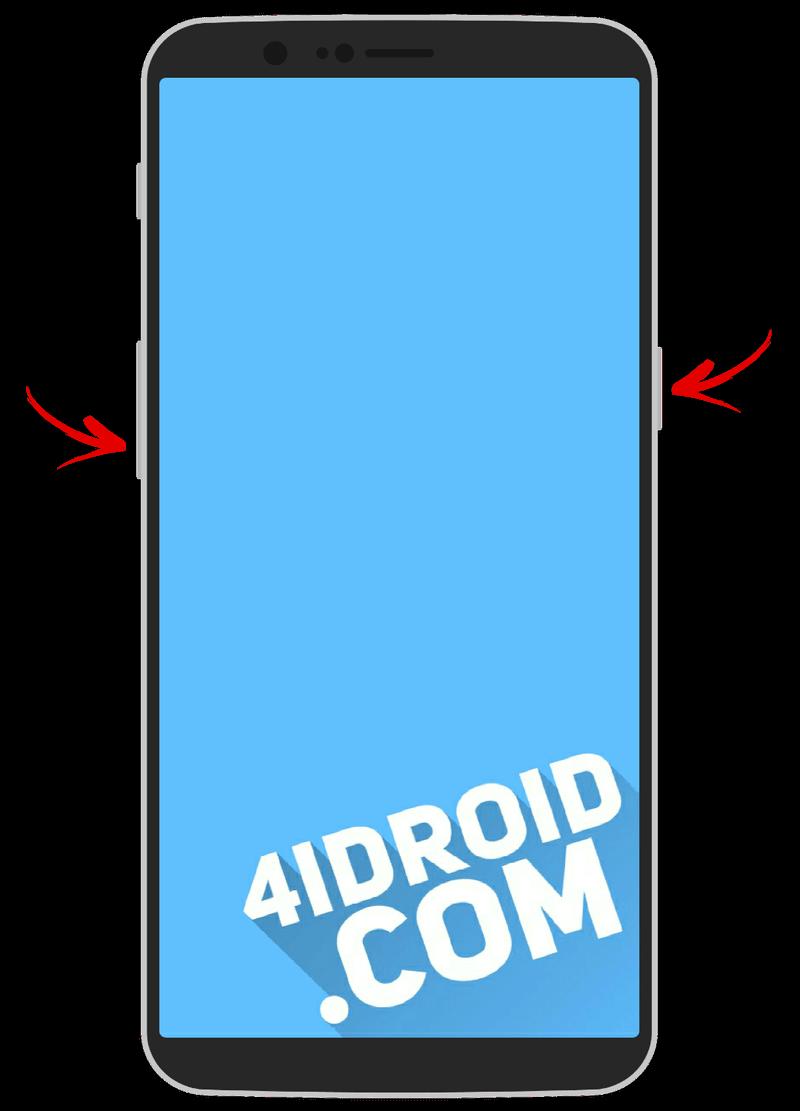 запуск рекавери на смартфоне oneplus